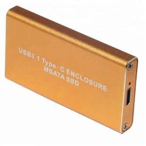 USB3.1 Type-C SSD Enclosure