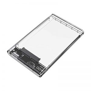 """USB 3.0 SATA3 2.5""""HDD/SSD Enclosure"""