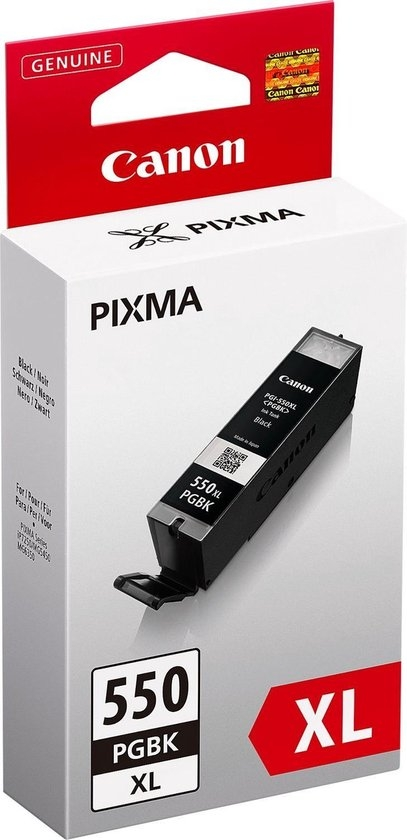 Canon PGI-550XL PGBK Origineel 1 stuk(s)